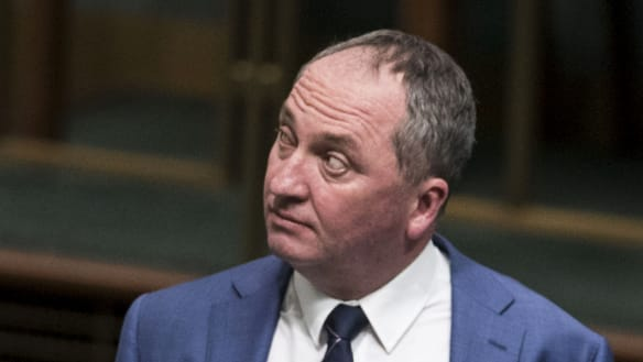 The 1570 people who haven't had enough of Barnaby Joyce