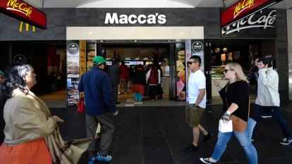 Fast food franchisee makes $21m compo claim for Maccas lost to Metro