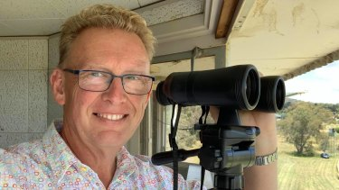 Australian Capital Territory MP Mark Parton has gone into isolation after breaching Western Australia's border restrictions.