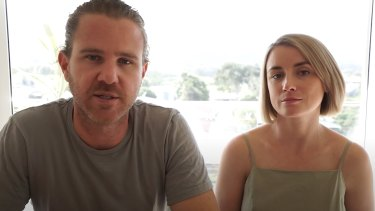 Perth coupleMark Firkin and Jolie King speak out on their three-month ordeal facing the death penalty inside an Iranian prison.