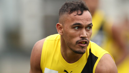 Stack's back for Richmond in a promising VFL return