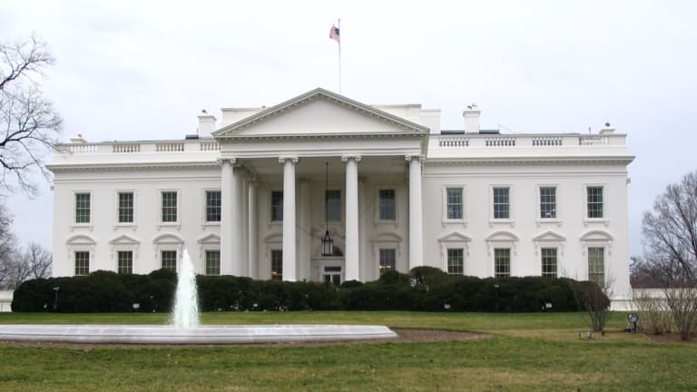 A whodunnit at the White House