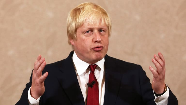 Boris Johnson is widely believed to be considering making a tilt for the prime ministership.