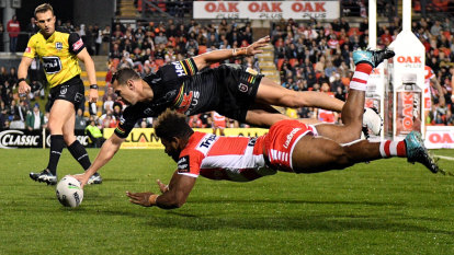 Panthers given green light to host final at Penrith