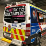 'Not OK': Tougher laws promised after ambos protest over sentencing
