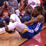 Durant declares Achilles surgery a success