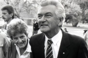 Bob Hawke also pivotal in popularising do your lolly, coming the raw prawn, economic rationalism and the clever country.
