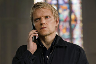 Van Der Valk starring Marc Warren.
