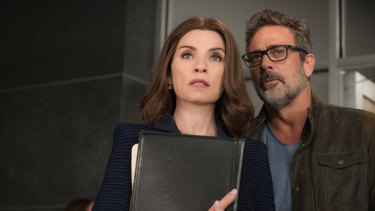 Already the benefits of CBS's Ten ownership has led to top shows like The Good Wife playing on Ten. A CBSViacom tie-up would see the number of new shows available to Australian audiences boom.