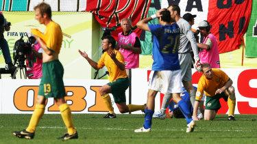 Australia v Italy at the 2006 World Cup