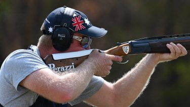 James Willett shapes as a gold medal contender in two events next year.