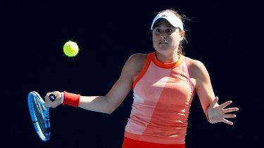 Wildcard: Kimberly Birrell will play in the 2019 Australian Open main draw.