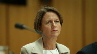 Treasury deputy secretary Jenny Wilkinson says it was the department's best professional advice that a clawback scheme would undermine JobKeeper.