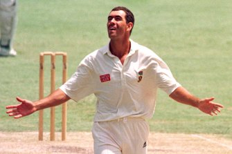 The Hansie Cronje scandal rocked world cricket.
