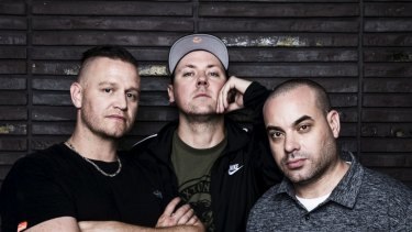 It was perhaps a stretch to think the whole world would be into Aussie hip-hop acts, such as the Hilltop Hoods.