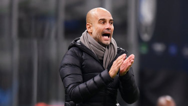 Pep Guardiola hopes police have the situation under control in the build-up to the huge game.