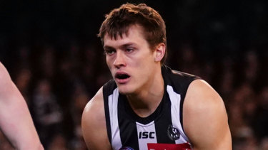 Set to play: Darcy Moore.