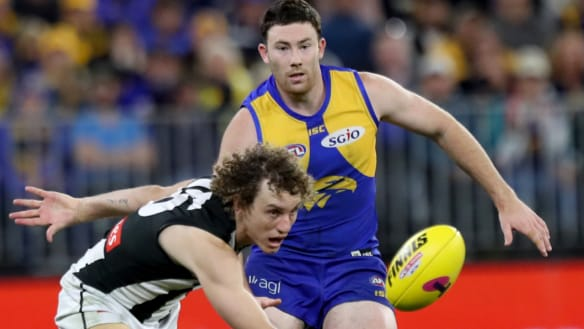 Eagles confident McGovern will play in Grand Final despite missing training