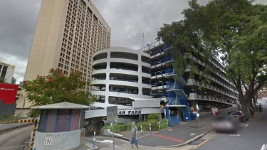 The car park's distinctive design led to it being added to the state heritage register in 1995.