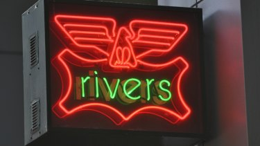 Noni B has taken over five brands, including Rivers.