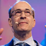 Harvard professor Ken Rogoff is a debt crises expert.