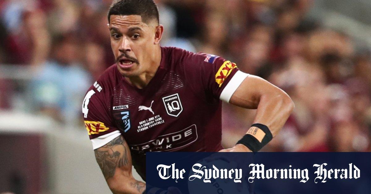 Queensland in turmoil: Injuries leave Gagai and Arrow in doubt for Origin II – Sydney Morning Herald