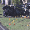 Man dies after losing control of vehicle while fleeing police