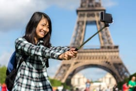 Chinese tourists are taking over the Earth, one selfie at a time