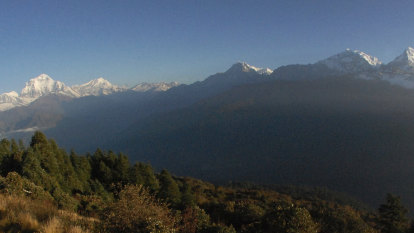 Seven hikers missing in Nepal avalanche