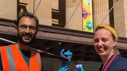 Greens celebrate record swings in Brisbane wards