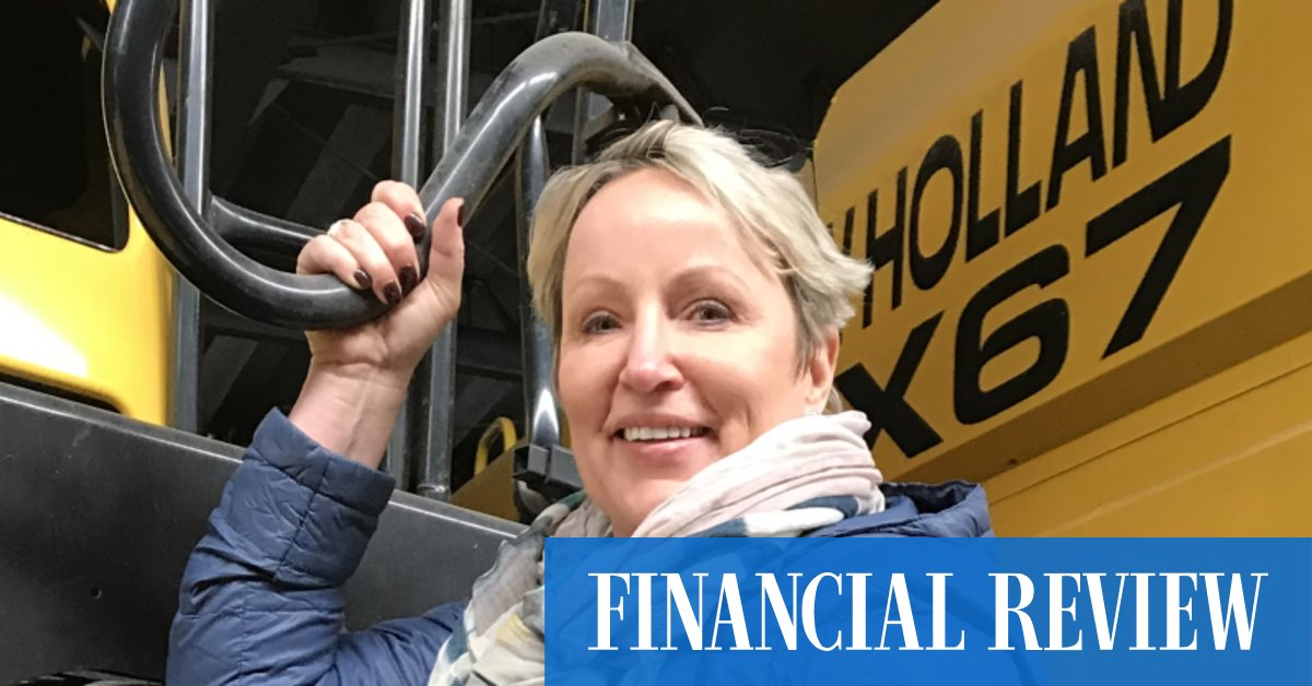 Trucks and tractors flying off the lot as bush boomsThe Australian Financial Review