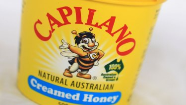 Capilano Honey says it has replaced the range that Coles has taken off its shelves.