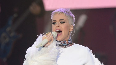 Katy Perry will perform at Bright in north-east Victoria later this month.