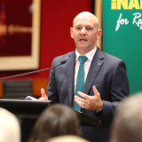 Former Nationals minister Niall Blair questioned the party's decision to fight on this matter.