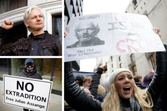 More is at stake in the Julian Assange case than one man's mental health.