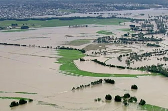 Flooding earlier this month near Victoria's Yallourn power plant reduced generation to one out of four units.