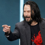 Why the world has fallen in love with Keanu Reeves once again