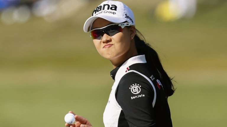 Minjee Lee needs a miracle final round.