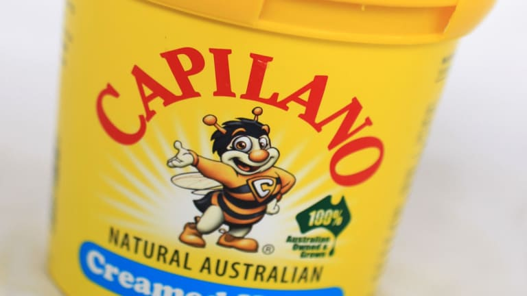 Capilano is one of Australia's most popular honey brands.