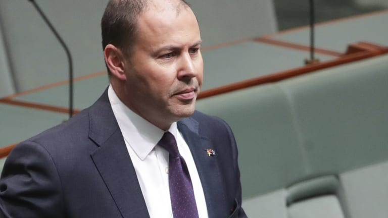 Treasurer Josh Frydenberg will hand down the MYEFO document for 2018 on Monday.