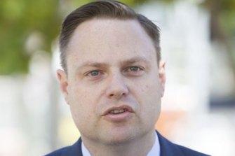 Deputy Mayor Adrian Schrinner said the Neville Bonner bridge was a waste of money.