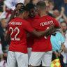 Rashford stars as England beat Costa Rica in warm-up