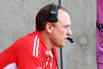 """John Longmire says the Swans and the AFL have to """"get creative"""" to cope with mounting injuries this year."""