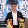As Horn's confidence grows, Tszyu insists it's not too much, too soon