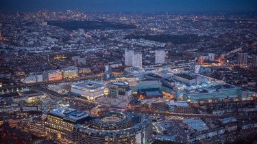 Assembly Fund Management's CEO Michael Gutman worked on the development of Westfield London.