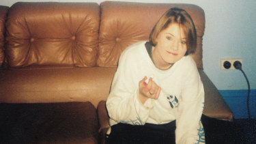 Jessica Small who was abducted in 1997 at age 15.