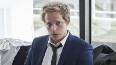 Chris Geere stars in Ill Behaviour.