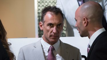 Former Domain boss Antony Catalano.