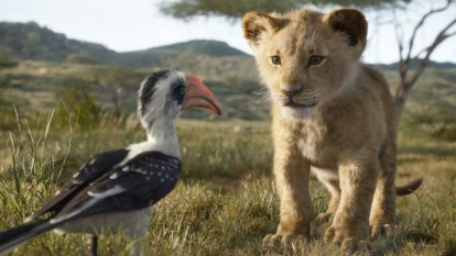 Newly crowned Lion King takes animation into unknown territory