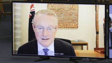 RBA governor Philip Lowe has given federal and state governments the green light to spend their way out of the coronavirus recession.